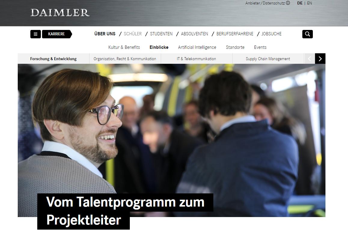 Interview eCitaro Elektrobus | Daimler AG